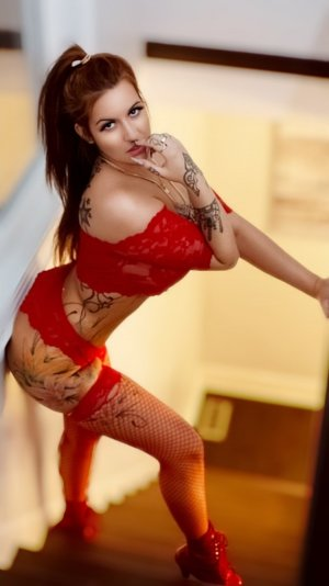 Anna-maria escort in Independence