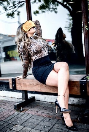 Lohanne outcall escorts in Tanaina