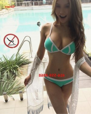 Felicitee escort girl